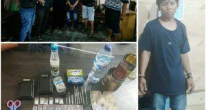 Polisi Tangkap Warga Panyabungan Jae Pemilik Sabu