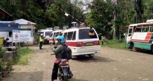 Supir Ankot 03 Protes Perusahaan SMGP