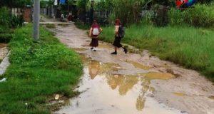 Warga Berharap Pembangunan Jalan Menteng Pulo Kayu Jati