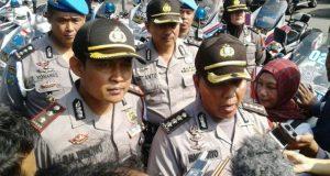 Amankan Pernikahan Putri Jokowi, Polisi Diimbau Tidak Gunakan Senjata