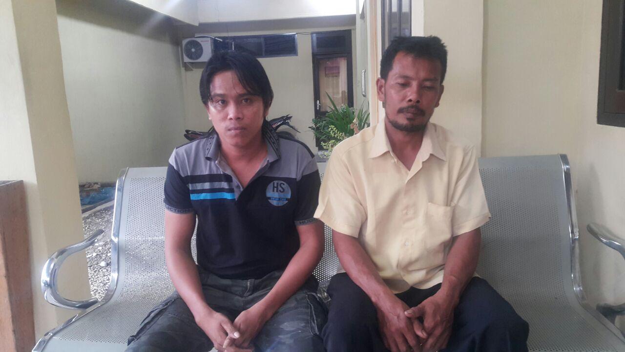Polisi Tangkap Pemain Judi di Aek Bingke