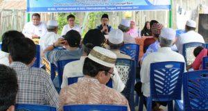 Anggota DPRD Madina Dodi Martua Reses di Panyabungan III
