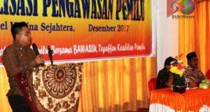 NNB Madina Ikuti Sosialisasi Pengawasan Pemilu