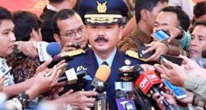 Presiden Ajukan KSAU Marsekal Hadi Tjahjanto sebagai Calon Panglima TNI
