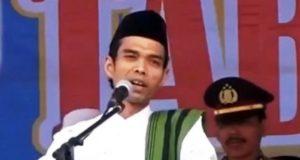 Ustaz Abdul Somad Ditolak Masuk Hong Kong, Fahri Hamzah: Pemerintah Jangan Diam