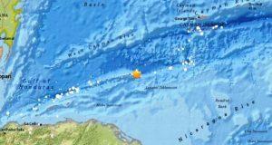 Gempa 7,6 Skala Richter Guncang Amerika Tengah dan Berpotensi Tsunami