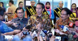 Presiden Jokowi Mendorong Peningkatan Ekspor Ikan