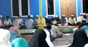Rasa Syukur, Ratusan Masyrakat Gelar Dzikir Akbar dan Doa Bersama