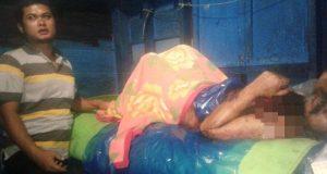 Anggota DPRD Madina Sambangi Penderita Sakit Kulit Kritis di Desa Huta Pungkut