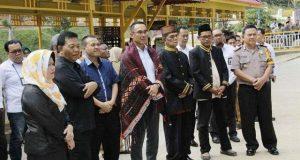 General Manager PLN Sumut dan Kepala Divisi Imigrasi Kunjungi Madina