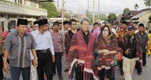 Todung Mulia Lubis Dorong Pembangunan Mandailing Natal dengan Libatkan Putra Daerah di Jakarta