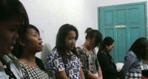 Wakil Bupati Pimpin Razia Pekat, 7 Orang dan Puluhan Botol Miras Diamankan