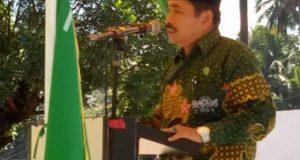 Pengurus Ranting NU  se Kecamatan Batahan Dilantik