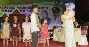 Dihadiri Masyarakat Mandailing, Malam Pesona Kabupaten Mandailing Natal di Pekan Raya Sumatera Utara Meriah