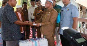 H. Fahrizal Efendi Nasution Anggota  DPRD Sumut Reses di Mandailing Natal