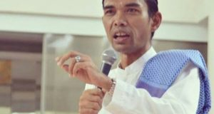 Besok, Ustadz Abdul Somad Ceramah di Kotanopan