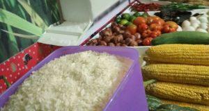 Stand Dinas Ketahanan Pangan Tampilkan Beragam Makanan Produk Lokal Tanpa Kimia