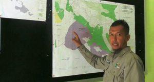 TNBG Belum Bisa Pastikan Keberadaan Jejak Harimau