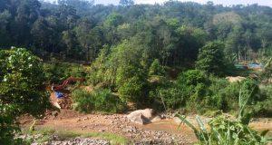 Tambang Emas Ilegal Beroperasi Bebas di Batang Natal, Polisi Tutup Mata