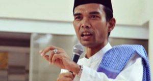 Ustadz Abdul Somad akan Hadir di Madina