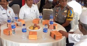 Wakil Bupati Madina Hadiri  Silaturahmi FKPD Sumut dengan Tokoh Agama dan Masyarakat