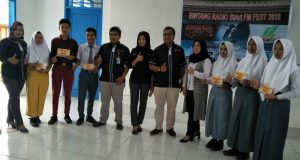 Audisi Bintang Radio StArt FM  Zona I Berlangsung di Kotanopan