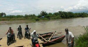 Empat Desa di Panyabungan Utara Seolah Teranak Tirikan