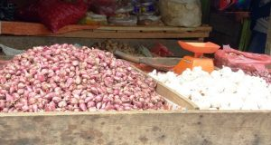 Harga Bawang Merah di Panyabungan Naik Rp.35.000/kg