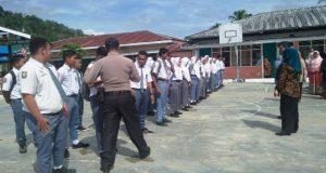Hindari Aksi Coret, SMAN 1 Kotanopan Undang Orangtua dan Kepolisian