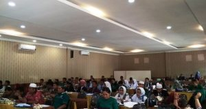 KPU Madina Harapkan Ormas dan LSM Ikut Berpartisipasi Aktif pada Pilgubsu 2018