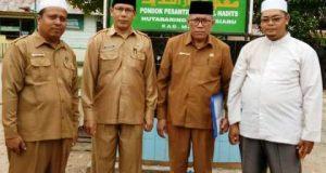 Kanwil Kemenag Provsu Monitoring UASBN Ponpes Salafiyah