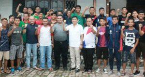 Tim Sepakbola Madina Target Juara di Porwilsu