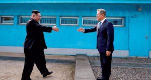 Perdamaian Korea