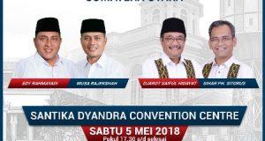 Analisis Politik Prof. Dr. Syahrin Harahap, MA Debat Sang Pemimpin