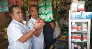 Dinkes Madina Gelar Operasi Pasar, Antisipasi Makanan Kadaluarsa