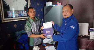 Ir. Ali Mutiara Rangkuti, MM Daftar Sebagai Calon Anggota Legislatif DPRD Sumut Dapil VII