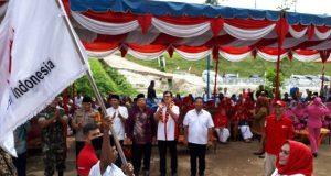 Pengurus PMI Kecamatan Masa Bhakti 2018-2021 se-Kabupaten Madina Dilantik