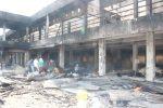 Sebanyak 544 Kios dan 300 Los Pasar Baru yang Ludes Terbakar Ratusan Lainnya Mengalami Kerusakan