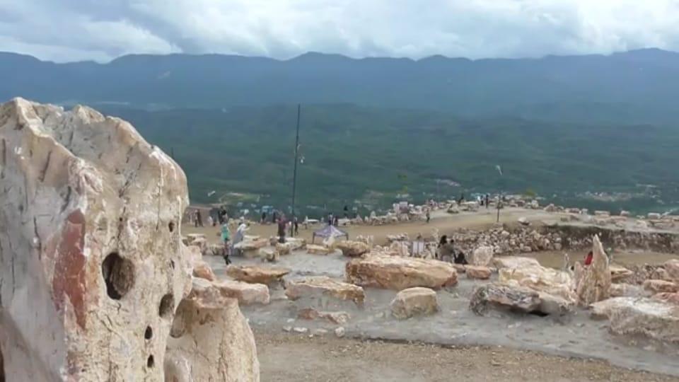 Puncak Muhasabah Destinasi Wisata Lebaran di Ketinggian Bukit Panorama Alam Kota Panyabungan