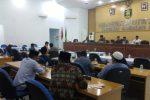26 Anggota DPRD Madina Setujui H. Maraganti Jadi Ketua DPRD yang Baru