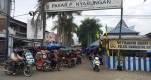 Pasca Kebakaran, Pemda Mulai Siapkan Areal Relokasi Pedagang Pasar Baru