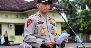 Polisi Turunkan 300 Personil Amankan Pilgubsu