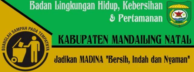 Jadikan Madina Bersih, Indah & Nyaman