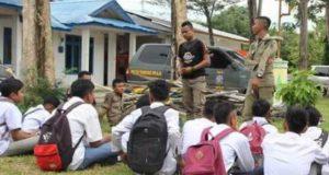 Demi Menyelamatkan Generasi Bangsa Satpol PP Madina Terus Merazia Pelajar Bolos Sekolah