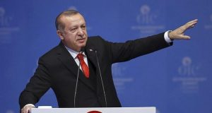 Erdogan Murka Mesut Ozil Dapat Perlakuan Tidak Adil