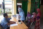 Kacabjari Kotanopan Laksanakan Pengobatan Gratis