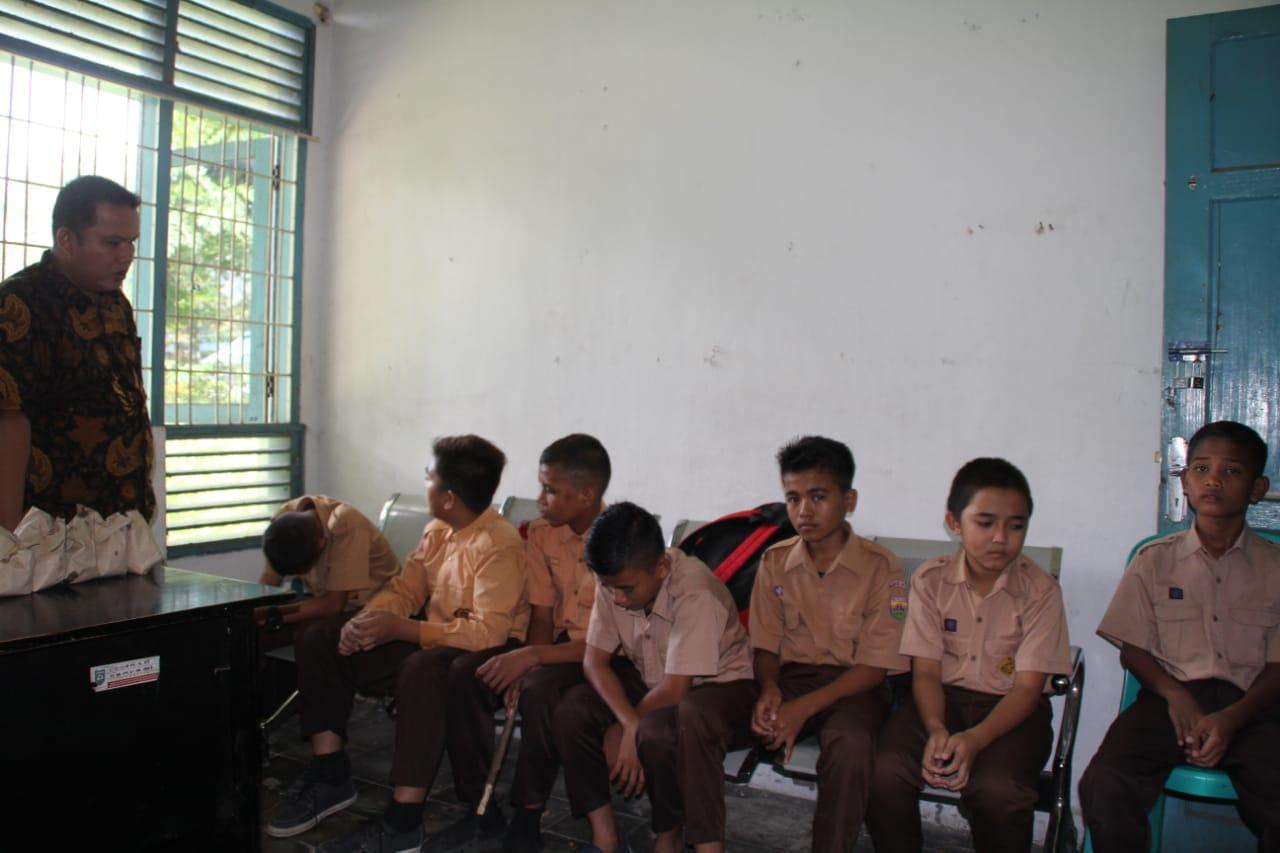 7 Siswa SD dan SMP Terjaring Operasi Sayang