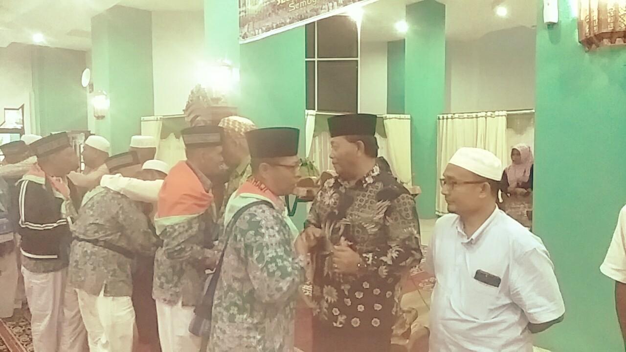 Bupati Kembali Lepas 107 Calhaj Asal Madina