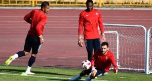 Kapten Prancis Berharap Pemain Tottenham Juara Piala Dunia 2018