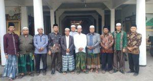 Ponpes Musthafawiyah Kunjungi Ponpes Muadalah Darussalam Kediri